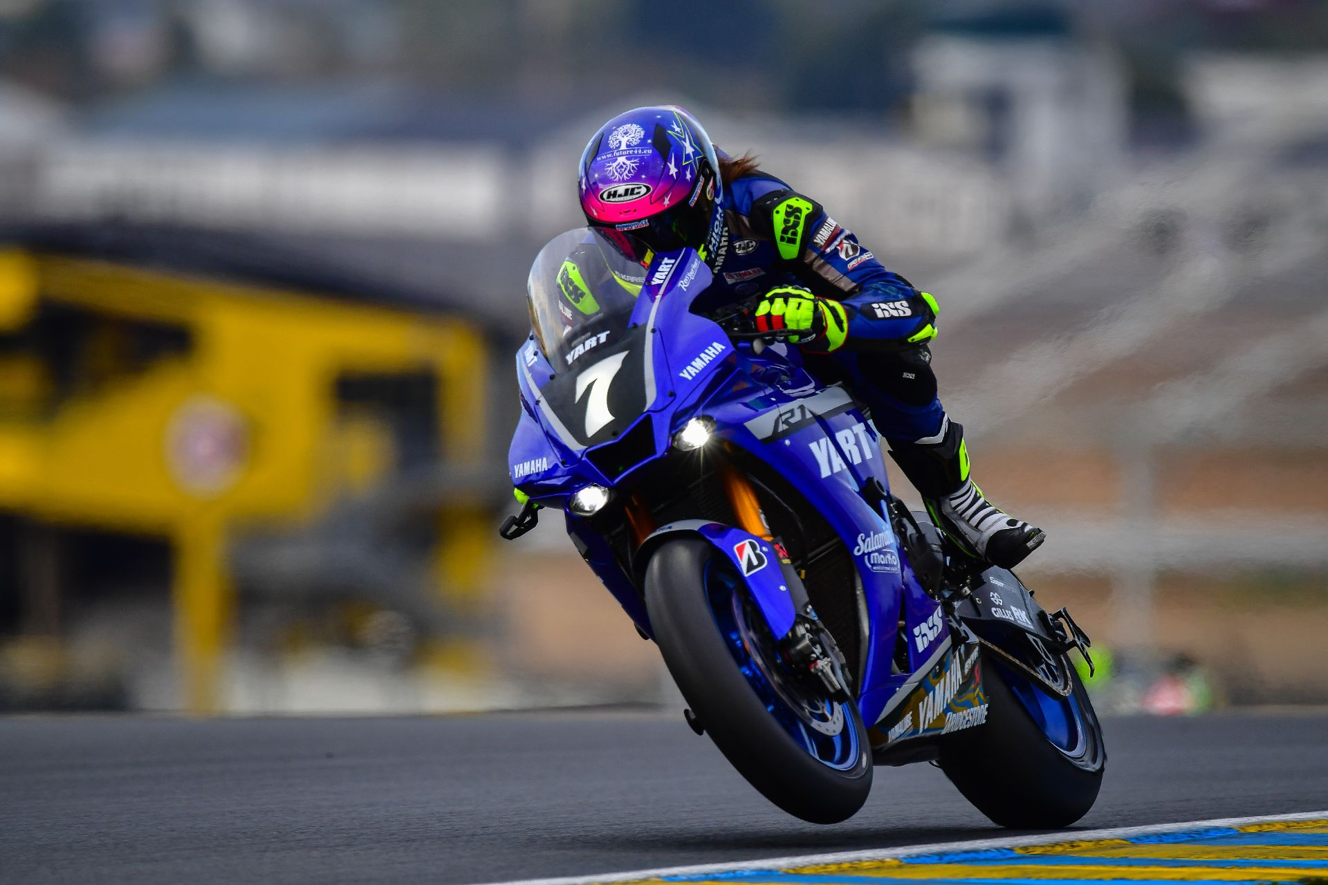 FIM Endurance World Championship To Face A 12-hour Race At Estoril