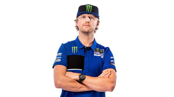 Adrien Van Beveren – Monster Energy Yamaha Rally Team